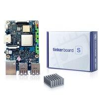 ASUS SBC Tinker board S RK3288 SoC 1.8GHz Quad Core CPU, 600MHz Mali T764 GPU, 2GB LPDDR3 & 16GB eMMC TinkerboardS