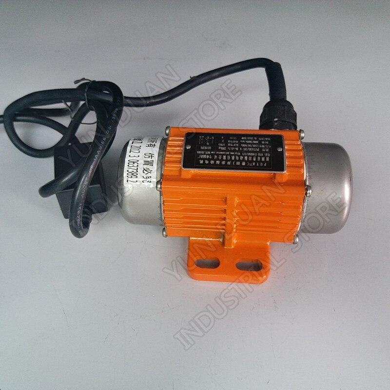 Vitesse réglable de moteur de Vibration de Vibration de la Force vibratoire 110 V 220 V 380 V de 40 W 35 kg pour blanchir des machines d'extraction d'agitateur de mélangeur