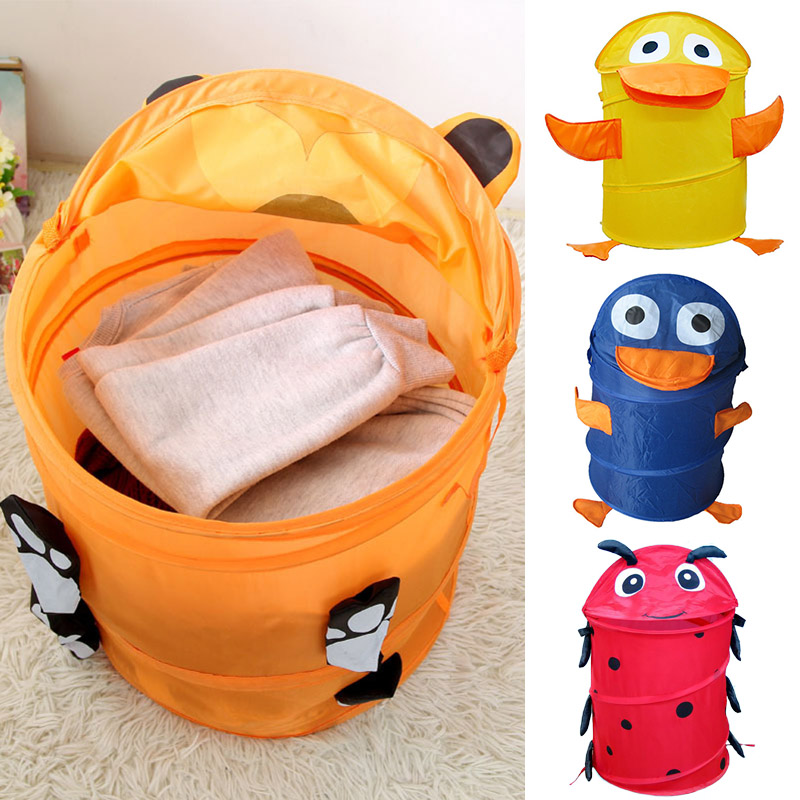 Cute Animal Collapsible Toy Storage Organizer Folding: Popular Cute Toy Boxes-Buy Cheap Cute Toy Boxes Lots From