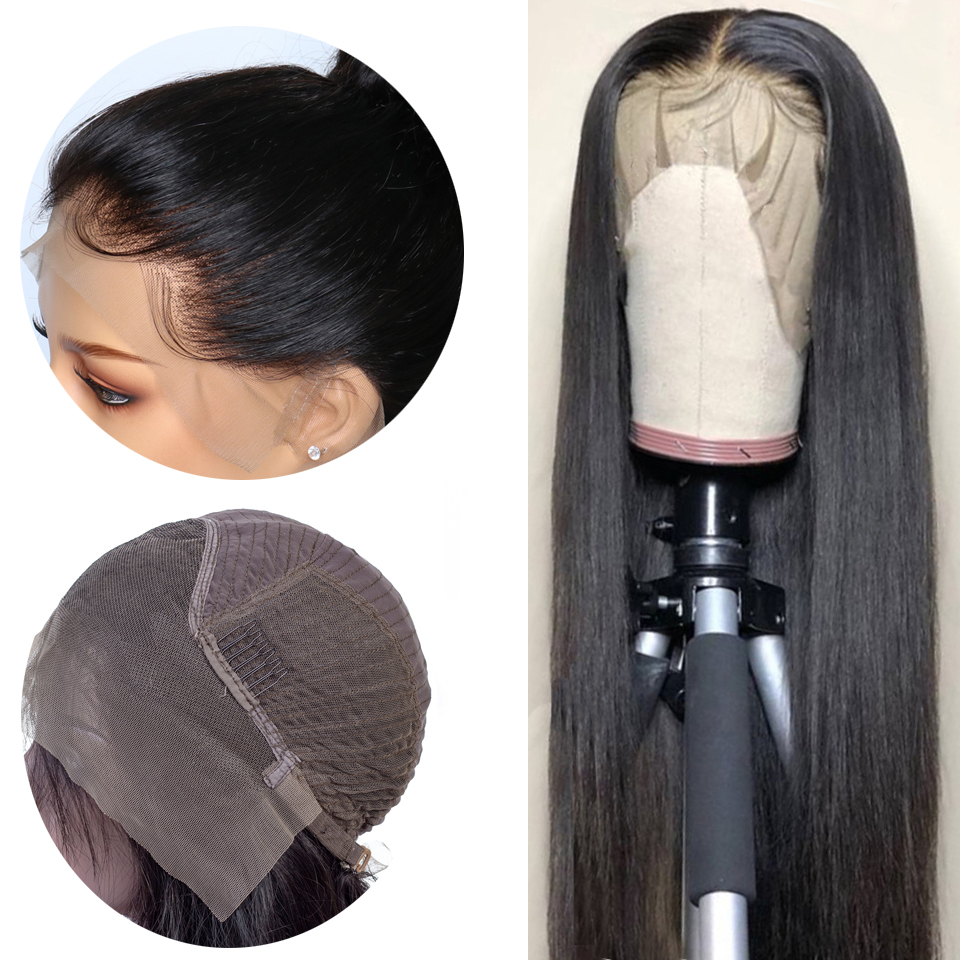 13x4 Lace Front Human Hair Wigs For Women 100 Human Hair Wigs 130 150 180 Density