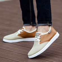 Men Summer Breathable Casual Shoes