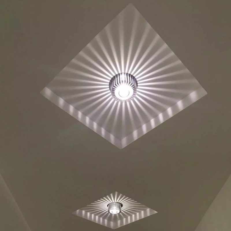 HTB1gKOuaDJ SKJjSZPiq6z3LpXa9 Ceiling Lamp | Living Room Ceiling Lights | 3W LED Aluminum Ceiling Light Fixture Spot Light Shade Lamp Lighting for ceiling wall corridor luminaire