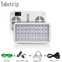 Yabstrip 900W double chip Full Spectrum indoor LED Grow Lights Growing lamp indoor plant seeding grow and flower light