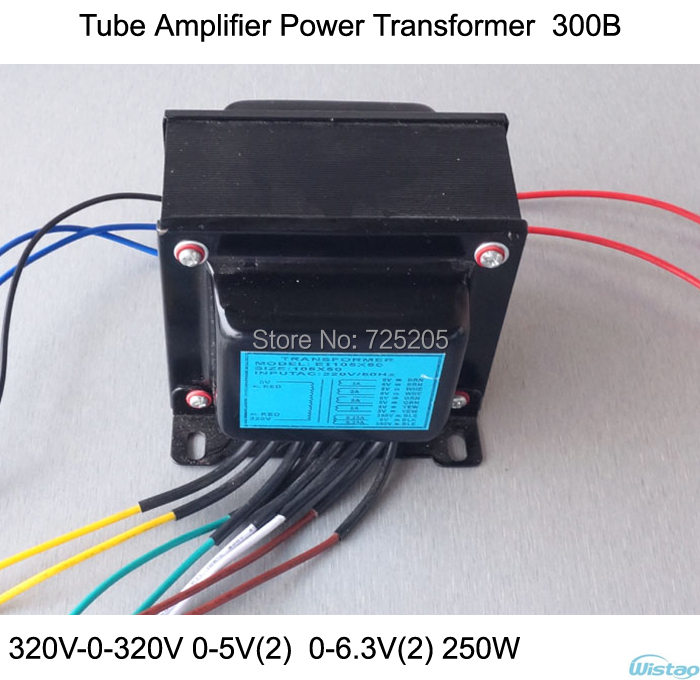 aliexpress com buy tube amplifier power transformer 250w 300b aliexpress com buy tube amplifier power transformer 250w 300b 320v 0 320v 0 5v 0 6 3v hifi audio diy from reliable transformer stick suppliers on wistao