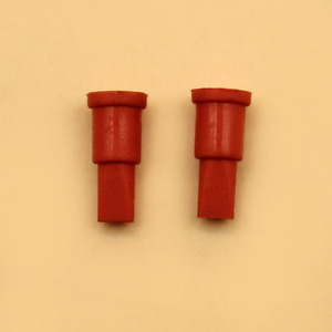 Image 2 - 2Pcs/lot Fuel Oil Tank Vent Breather Rubber Plug For STIHL MS180 MS170 018 017 Chainsaw Parts
