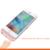 Nuevo banco de la energía del cargador de batería de reserva externa portable 4200 mah recargable casos cubierta del paquete para apple iphone 5 5s se abs