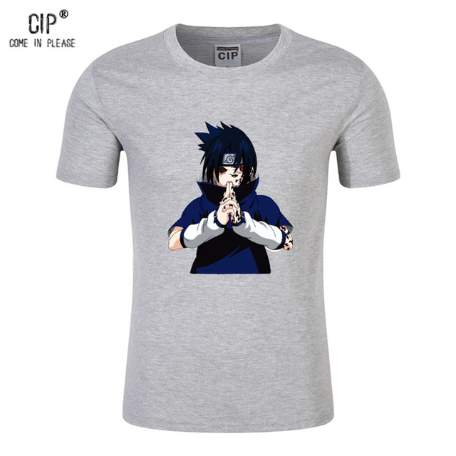 Cip 100 Cotton Anime Naruto T Shirts Children S T Shirt Boys Girls