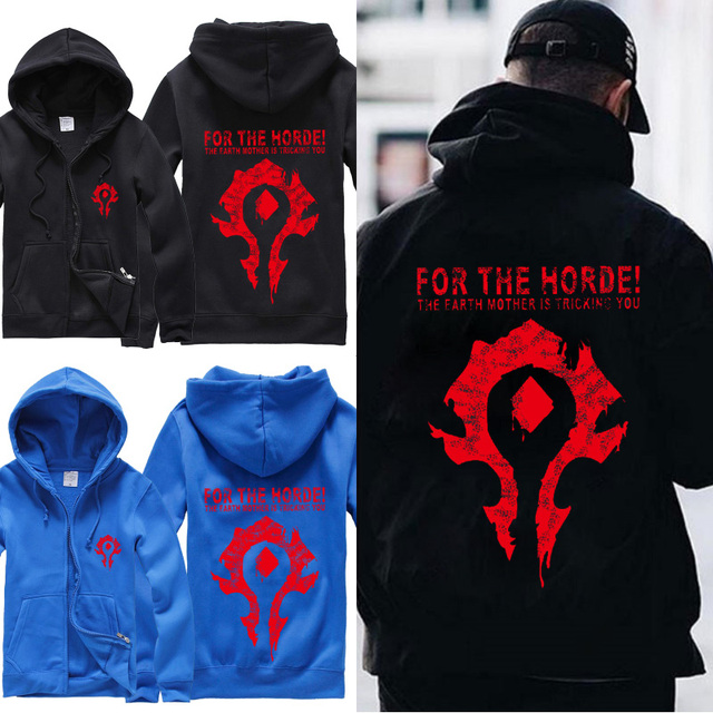 Aliexpress.com : Buy Hot New World of Warcraft for The Horde Logo ...