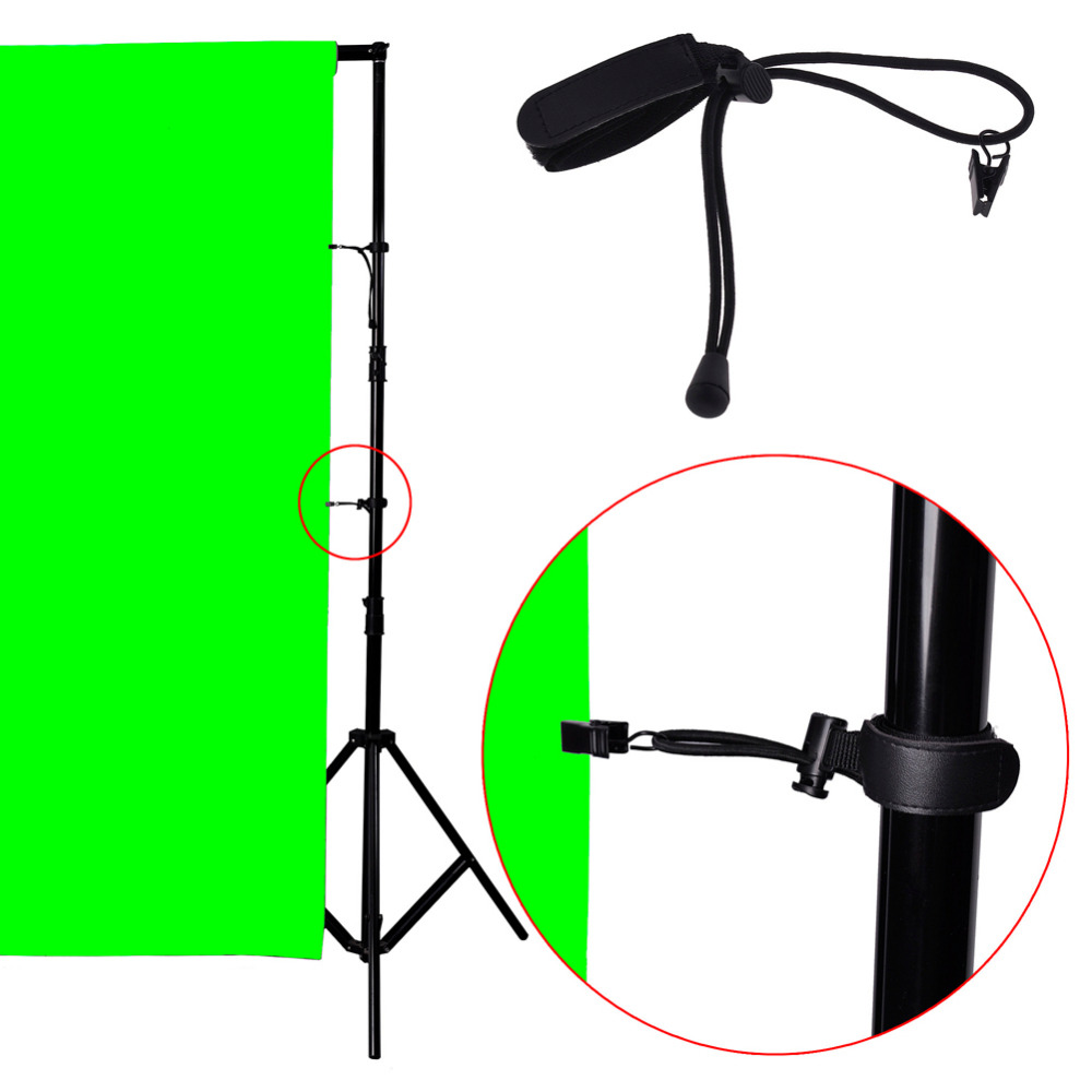 Neewer 8 Pieces/Lot Photo Video Studio Background Backdrop Backdrop Clamps Clips Holder