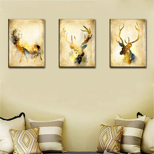 Best Deer Wall Art Ideas - Wall Art Design - leftofcentrist.com