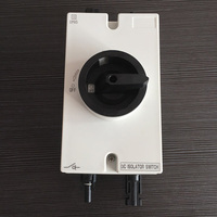 Free Shipping High Quality Solar System 1000VDC 32A PV DC Isolator Switch With MC4 Connector