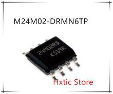 NEW 10PCS M24M02-DRMN6TP M24M02RD 24M02RD SOP-8