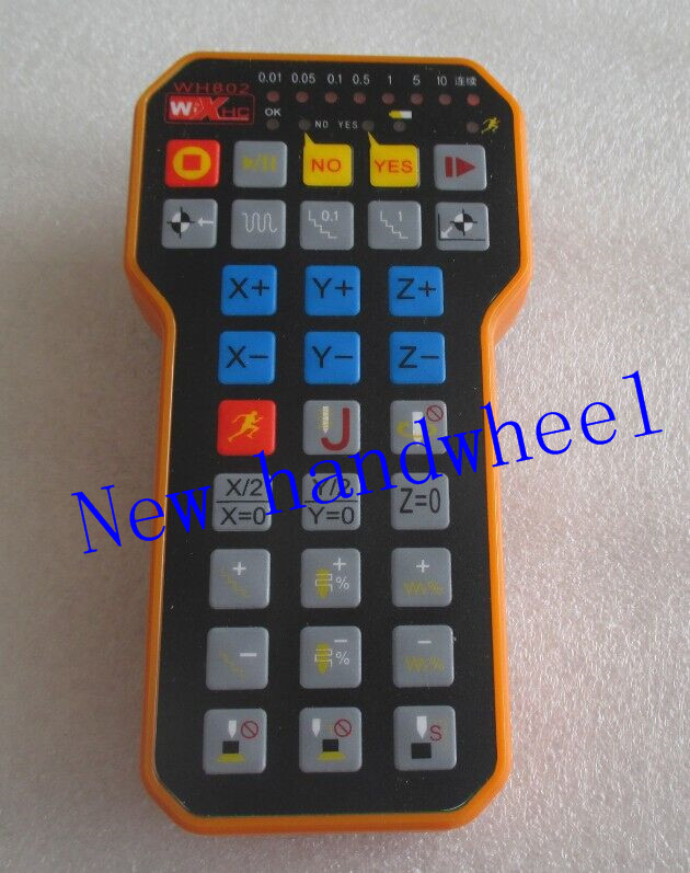 CNC Engraving machine Wireless Controller CNC Wireless Remote Handwheel 3 Axis CNC controller