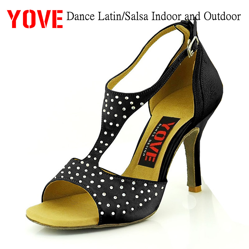 YOVE Style w133-8 Dance shoes Bachata/Salsa Indoor and Outdoor - Sneakers