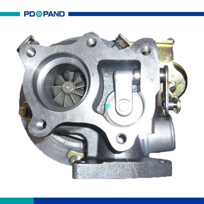New Brand Auto Turbocharger HT12-19B HT12-19D 14411-9S000 14411-9S001 for  Nissan D22 Navara 3 0L ZD30 engine