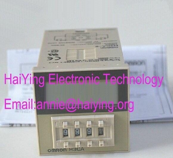 все цены на  New and original  OMRON   H3CA-8 AC200/220/240V  онлайн
