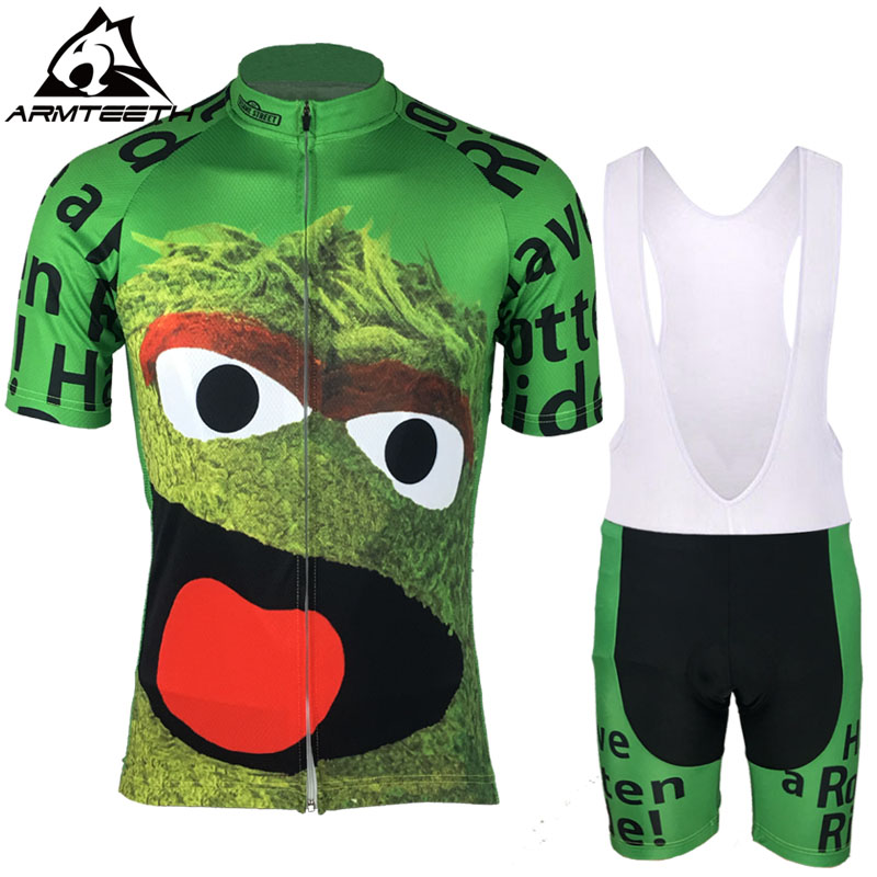 2017 Summer Men Team Pro Cycling <font><b>Sets</b></font> MTB Clothing Breathable Bike Jerseys Clothes Maillot Ropa Ciclismo Oscar Cycling Kits