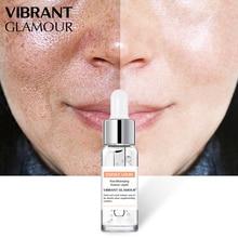 VIBRANT GLAMOUR acide salicylique face Serum Shrink Pores Moisturizing Whitening Hyaluronic Acid Cerrar Poros Face Essence Plant