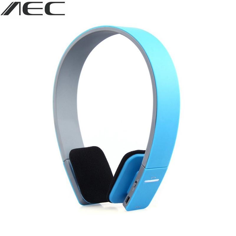 Bluetooth Headset AEC BQ618 Wireless Bluetooth V4.0 Stereo Headphones Support Handsfree with MIC For cellphones Tablet PC bq 618 wireless bluetooth v4 1 edr headset support handsfree earphone with intelligent voice navigation for cellphones tablet
