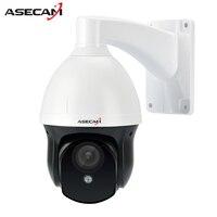 HD 1080 마력 PTZ IP 카메라 돔 배 자동 줌 광학 2.8 ~ 8 미리메터 렌즈 3