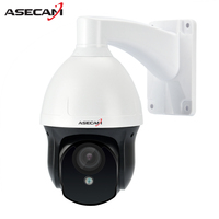 HD 1080P PTZ IP Camera Dome 3x Auto Zoom Optical 2 8 8mm Lens 3 Mini