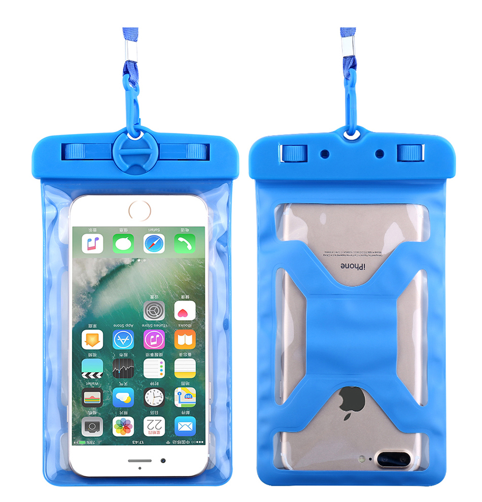 100% Waterproof Case For iPhone 6 7 6s Plus 5S SE Case (14)