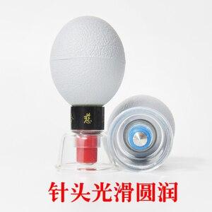 Image 4 - Haci 8/12/18 latas ventosas cupping conjunto chinês acupuntura fisioterapia magnética massagem frascos para vácuo cupping terapia