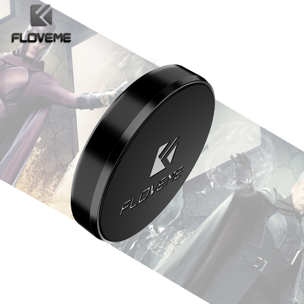 FLOVEME Magnetic Car Phone Holder Mobile Phone Accessories Mount Holder For Phone