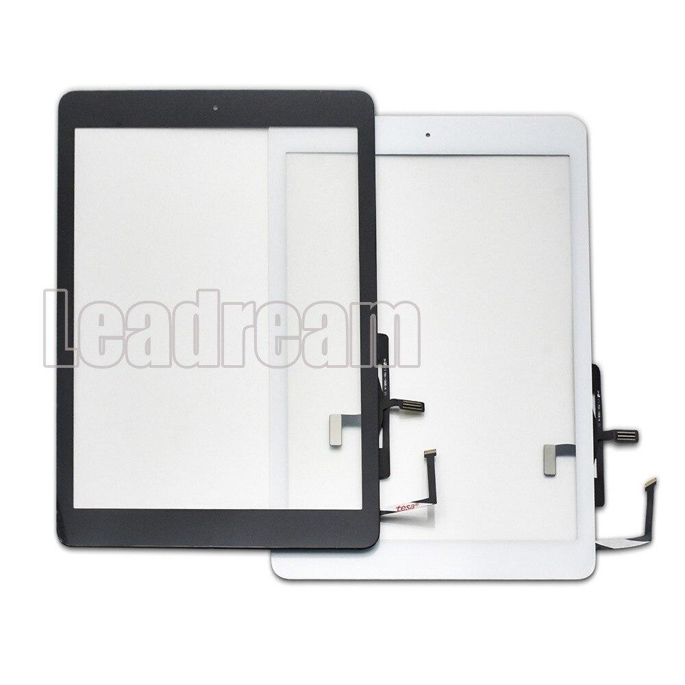 20 ชิ้น/ล็อตฟรี DHL หน้าจอสัมผัสแผงกระจก Digitizer สำหรับ iPad Air 1st รวมถึงปุ่ม home (A1474 A1475 A1476) หน้าจอแท็บเล็ต-ใน LCD แท็บเล็ตและแผง จาก คอมพิวเตอร์และออฟฟิศ บน AliExpress - 11.11_สิบเอ็ด สิบเอ็ดวันคนโสด 1