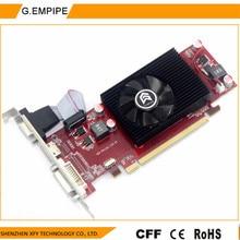 placa de video  pci express graphics card PC game for Sapphire HD7450 1GB DDR3 64bit DVI+VGA+hdmi for ATI radeon  free shipping