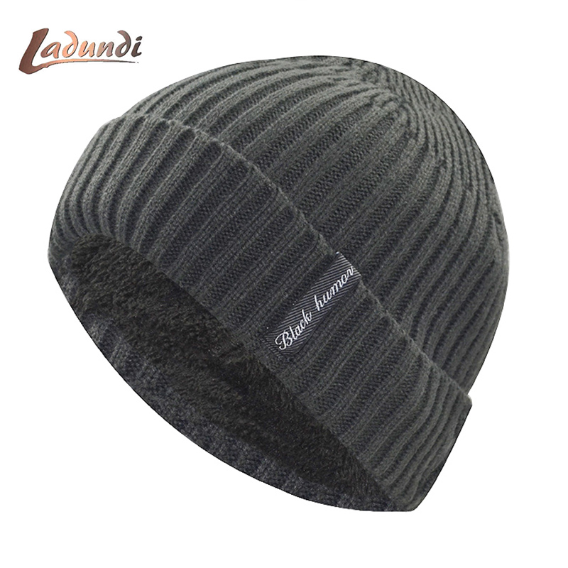 Winter   Beanies   Men Scarf Knitted Hats Caps Mask Gorras Bonnet Warm Baggy Winter Hats For Men Women   Skullies     Beanies   Hat
