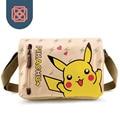 Harajuku Cute Pokemon Crossbody Bags women Shoulder Bag canvas school bags cartoon