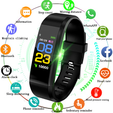 2019 New Smart Bracelet Heart Rate Blood Pressure Monitor Band Fitness Tracker Watch Multi Function Sport Wristband