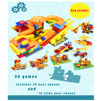 83 Particle Gear Set Compatible with Legoingly Particle Mechanical Gear Amazing Engineering Assembling Building Blocks