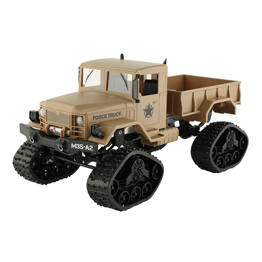 FY001C RC Auto RC Militär Lkw Armee Verfolgt Räder 1:16 4WD RC Crawler Off Road Remote Gesteuert Maschine für Radio Control Car-in RC-Autos aus Spielzeug und Hobbys bei  Gruppe 3