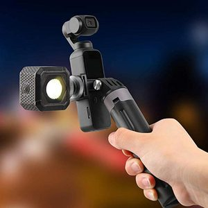 Image 1 - Easy Install Handheld Gimbal Expansion Cold Shoe Universal Mount Data Port Selfie Accessories Lightweight For DJI OSMO Pocket