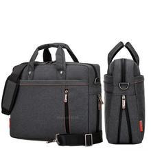Burnur Shockproof airbag waterproof Laptop bag 12 13 14 15 15.6 17 17.3 inch big size computer bags Case Messenger Shoulder bag