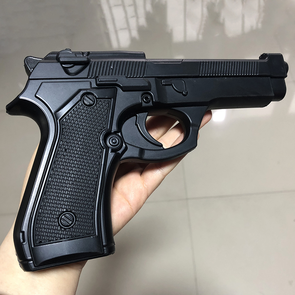 Arma De Fogo Pistola Cosplay Game CSGO PU Foam Soft Anime Expo Game Miniature M1911 Army Desert Eagle Toy Gun(China)