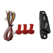 Автомобильный багажник переключатель багажная коробка багажник открытый/закрытый кнопочный переключатель в сборе с usb-портом для Chevrolet Cruze Авто интерьерные аксессуары