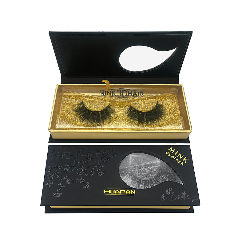 Free shipping Makeup eyelashes 3D mink high-quality lashes free lash extension  natural