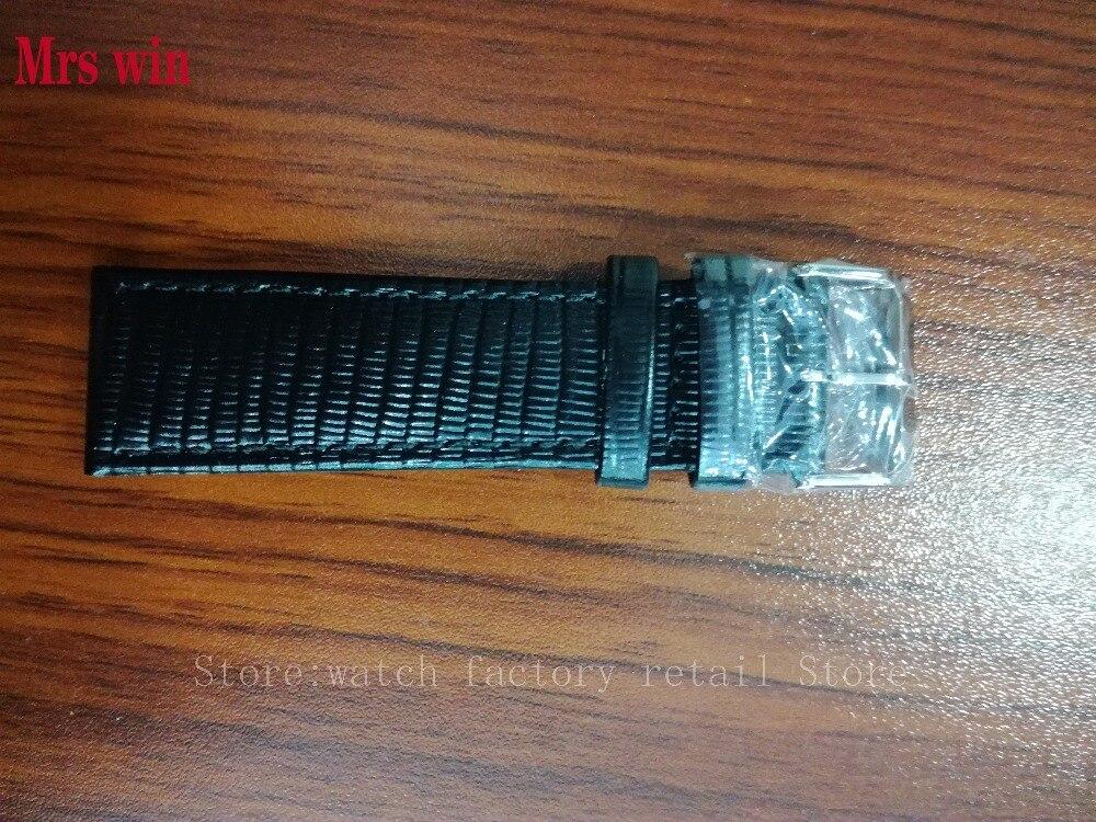 Pani win opaski do zegarka dla wymiennymi najwyższej jakości 20mm prawdziwy skórzany pasek do zegarka tylko w sprzedaży hurtowej w Paski do zegarków od Zegarki na  Grupa 2