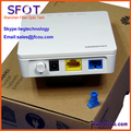 English Version Huaway HG8010H single ethernet port Epon terminal FTTH ONT apply to FTTH mode