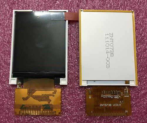 1.8 pouces 262K 20PIN TFT LCD écran ILI9163C 8Bit 8080 Interface CPU 128 (rvb) * 160