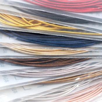 Twarde nici jedwabne zdobienie do szycia zestaw nici diy nici do szycia narzędzia akcesoria kreatywny materiał tanie i dobre opinie Odporne na chemikalia Elastyczna Szydełka Muliną Ręcznie na drutach embroidery diy thread Merceryzowanej silk thread