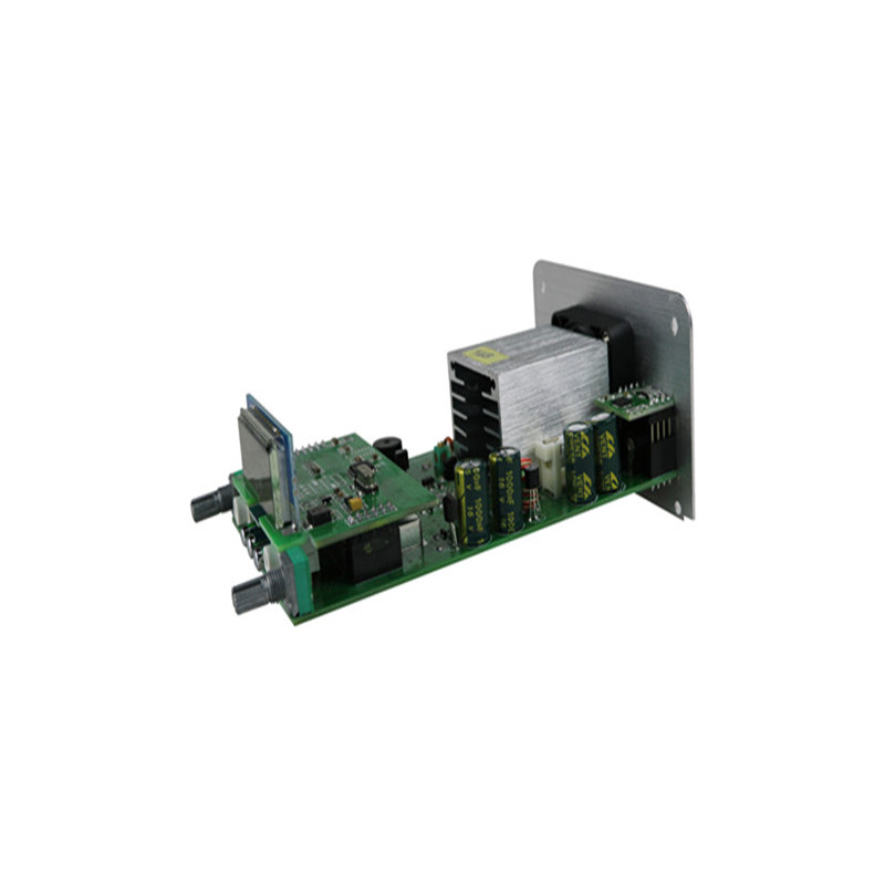 лучшая цена 5W/15W RF Output Power PC Control & Bluetooth FM Radio Transmitter PCB Board 87-108 MHz Adjustable