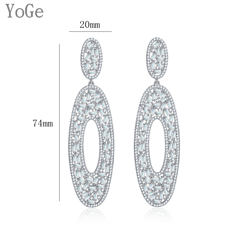 stud studs baguette diamond classic earrings chloe sarah
