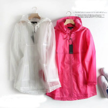 Raincoat Women Waterproof Windproof,Rain Wear Outdoors Rain coat jacket cloak capa de chuva Chubasqueros Mujer