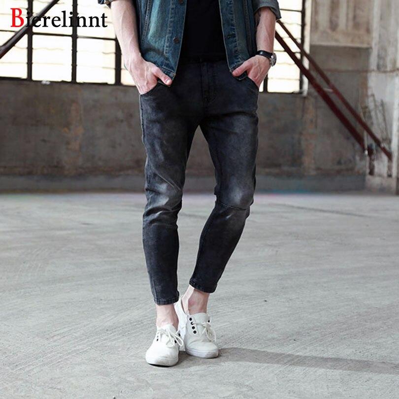 Black Ripped up Jeans Men Promotion-Shop for Promotional Black ...
