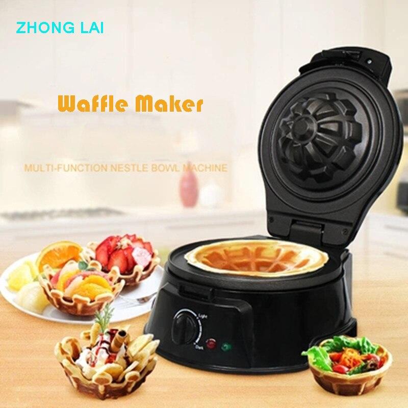 Waffle Maker Multi Function Breakfast Bowl