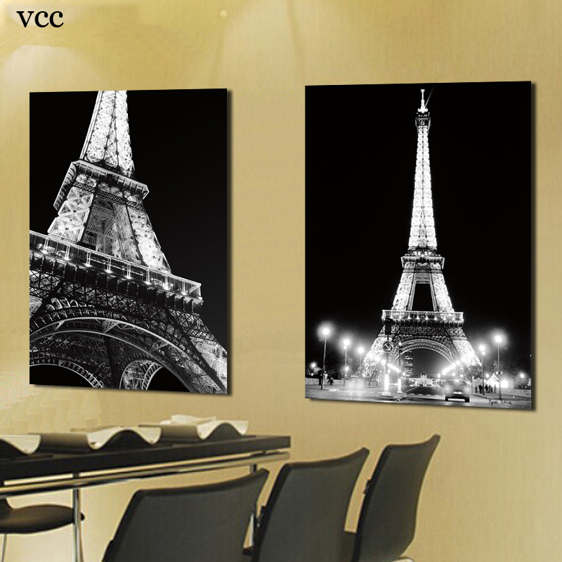 Luxury Black And White Paris Wall Art Pictures - Wall Art ...